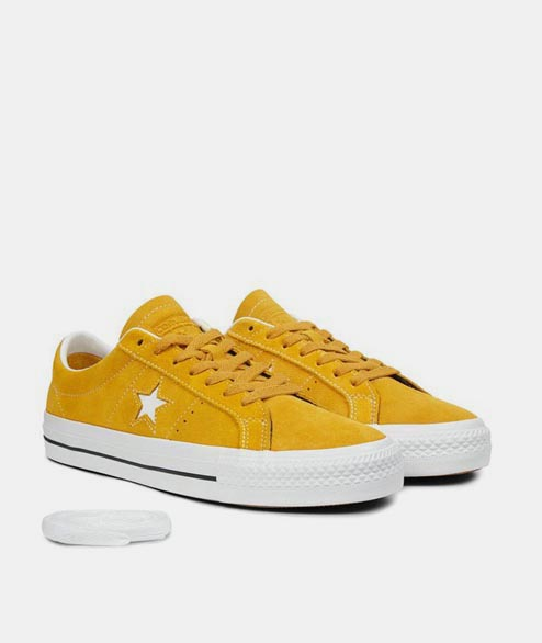Cons - One Star Pro Ox - Mineral Yellow