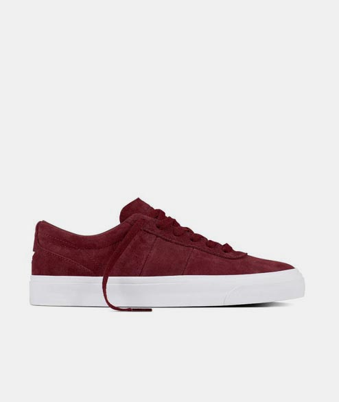 Cons - One Star CC Pro Ox - Deep Bordeaux