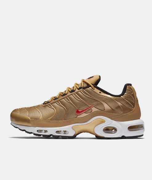 Nike Sportswear - Air Max Plus QS - Gold