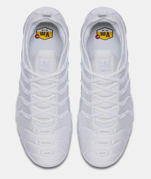 Nike Sportswear - Air Vapormax Plus - White White