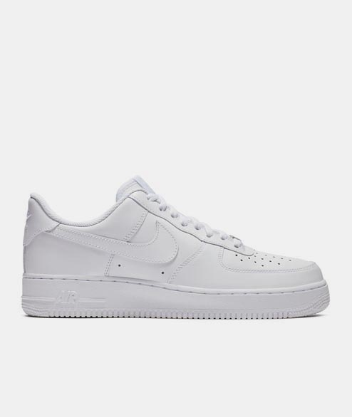 Nike Sportswear - Air Force 1 07 - White White