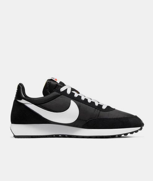 Nike Sportswear - Air Tailwind 79 - Black White Team Orange