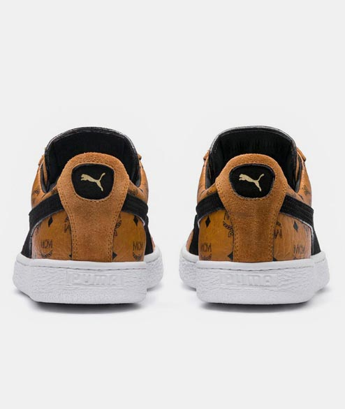 Puma - Suede Classic X MCM - Brown Leather