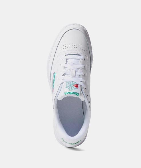 Reebok - Club C 85 - White Green