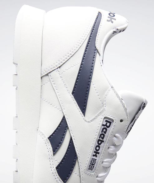 Reebok - CL LTHR - White Navy