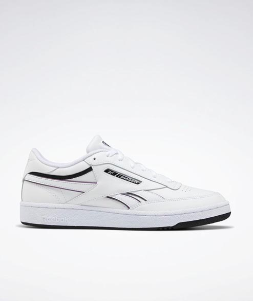 Reebok - Club C Revenge - White Black Silver