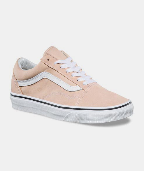 Vans - Old Skool - Frappe True White