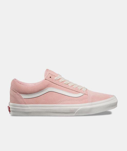 Vans - Old Skool - Herringbone Blossom True White