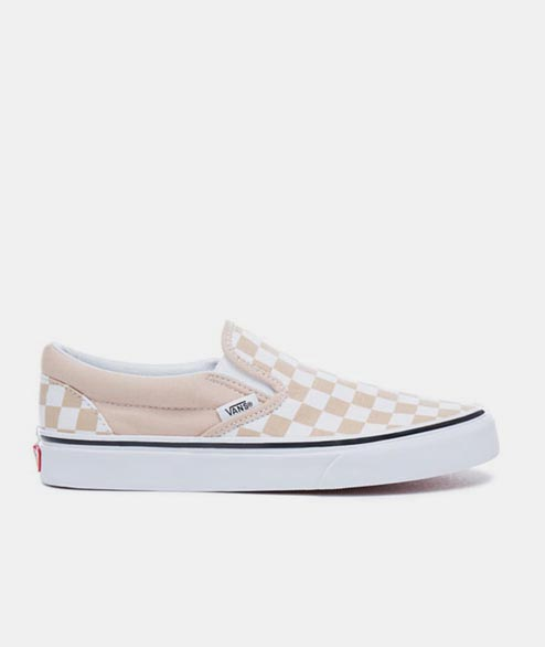 Vans - Classic Slip On - Checkerboard Frappe