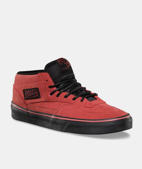 Vans - Half Cab - Faded Rose