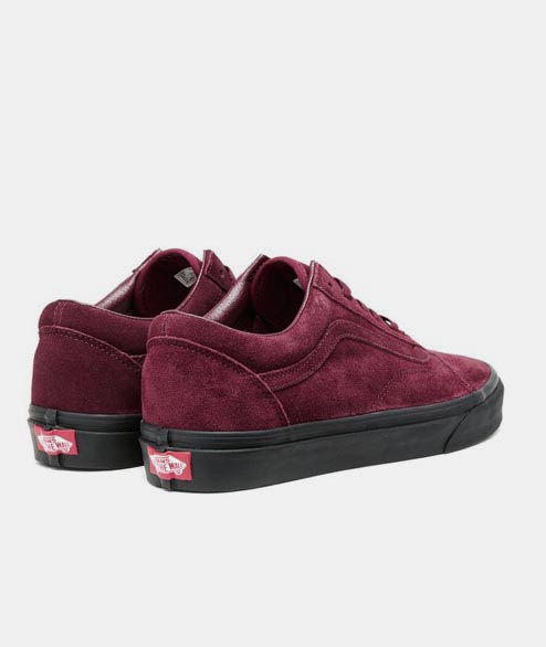 Vans - Old Skool - Black Outsole Port Royale