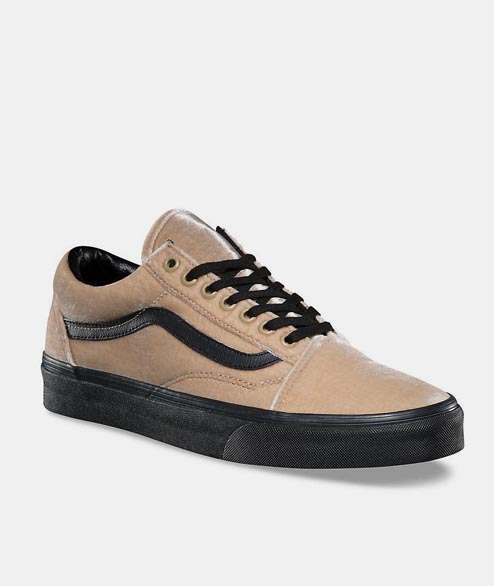 Vans - Old Skool - Velvet Tan Black