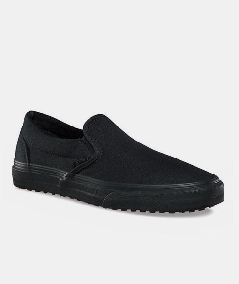 Vans - Classic Slip on - Made For Markers Black