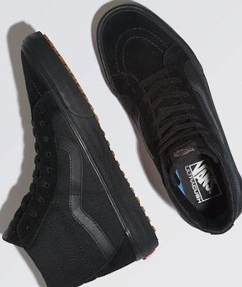 Vans - SK8 HI Reissue Made For Makers - Black