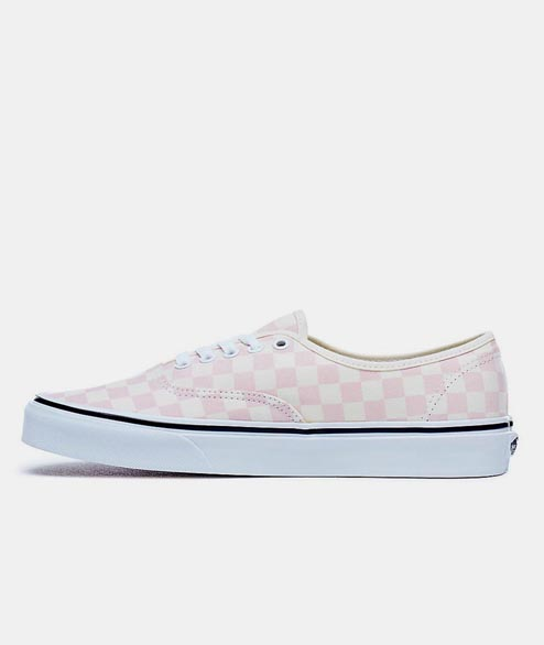 Vans - Authentic Checkerboard - Chalk Pink