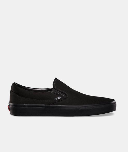 Vans - Classic Slip On - Black Black
