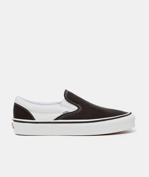 Vans - Classic Slip On 98 - Black White