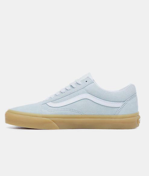 Vans - Old Skool Double - Light Gum Metal