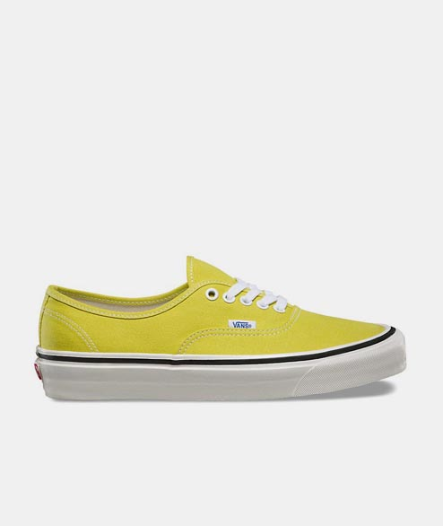 Vans - Authentic 44 DX Anaheim - Yellow