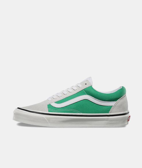 Vans - Old Skool 36 DX - White OG Jade