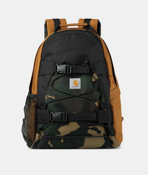 Carhartt WIP - Kickflip Backpack - Multicolor