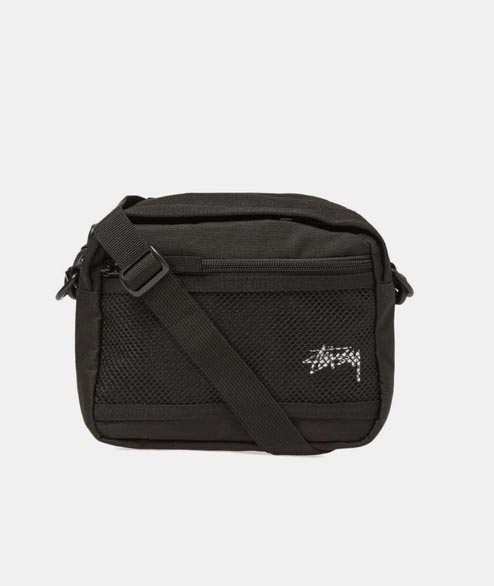 Stussy - Stock Pouch - Black
