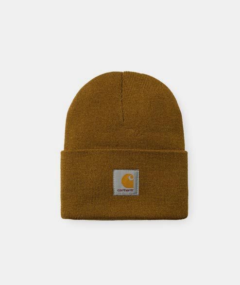 Carhartt WIP - Acrylic Watch Hat - Hamilton Brown