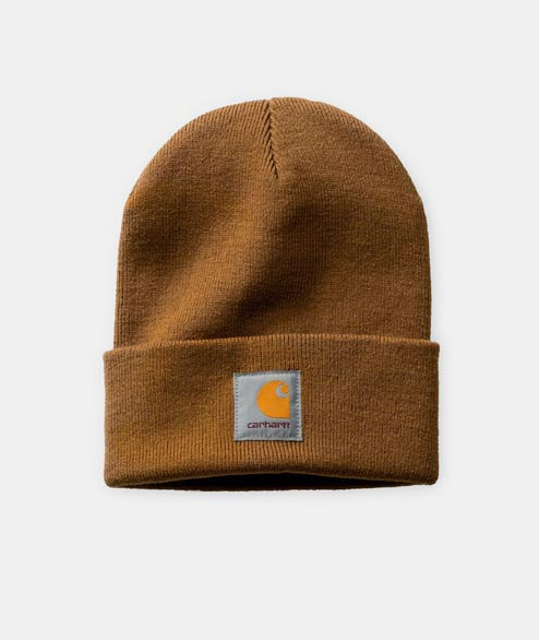 Carhartt WIP - Short Watch Hat - Hamilton Brown