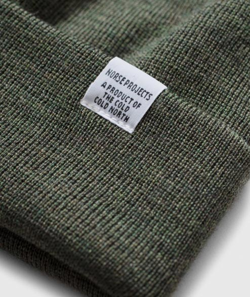 Norse Projects - Norse Top Beanie - Linchen