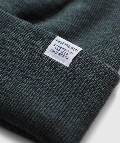 Norse Projects - Norse Top Benaie - Moss
