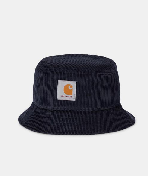 Carhartt WIP - Cord Bucket Hat - Dark Navy