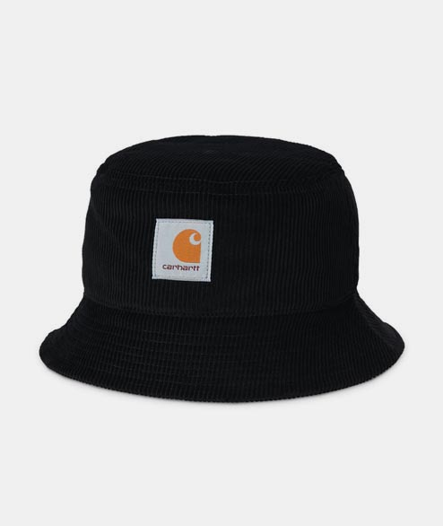 Carhartt WIP - Cord Bucket Hat - Black