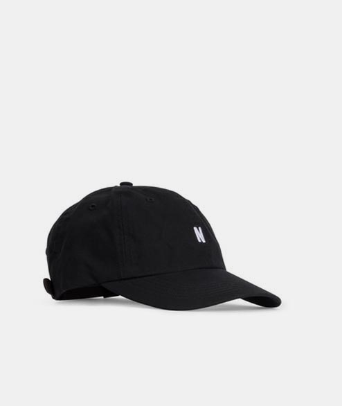 Norse Projects - Norse Sports Cap - Black
