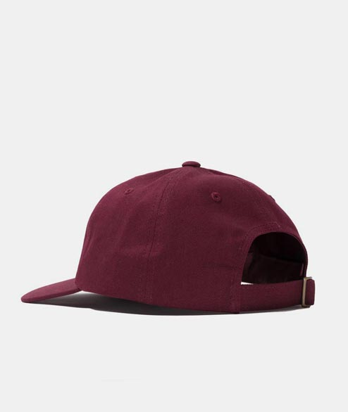 Stussy - Stock Low Pro Cap - Burgundy