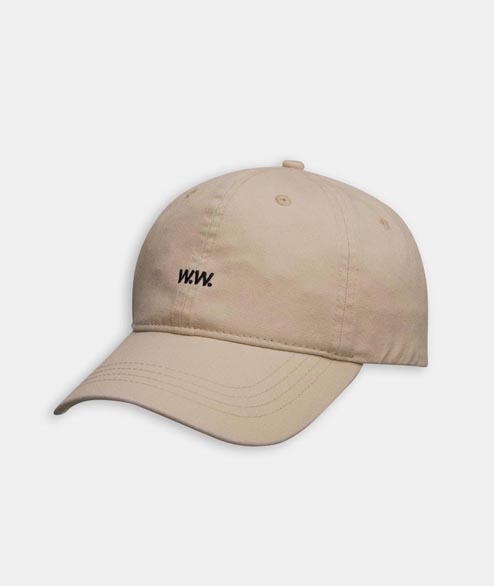 Wood Wood - Low Profile Cap - Sand