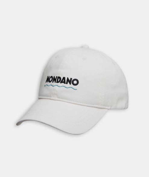 Wood Wood - Low Profile Cap - Off White