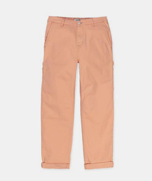 Carhartt WIP - W Pierce Pant - Peach Rinsed