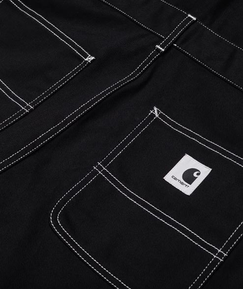 Carhartt WIP - W Manton Coverall - Black Rigid