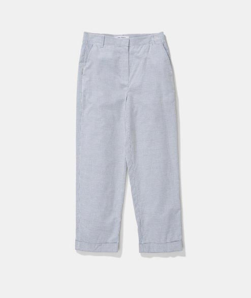 Norse Projects - W Eliana Cropped Cord - Ecru