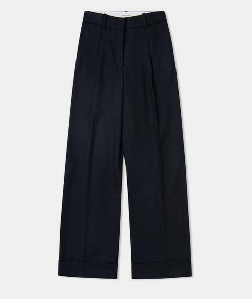 Wood Wood - W Lousy Trousers - Navy