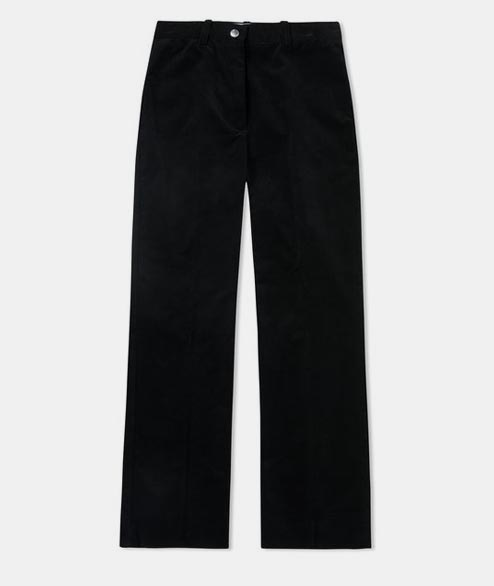 Wood Wood - W Liva Trousers - Black