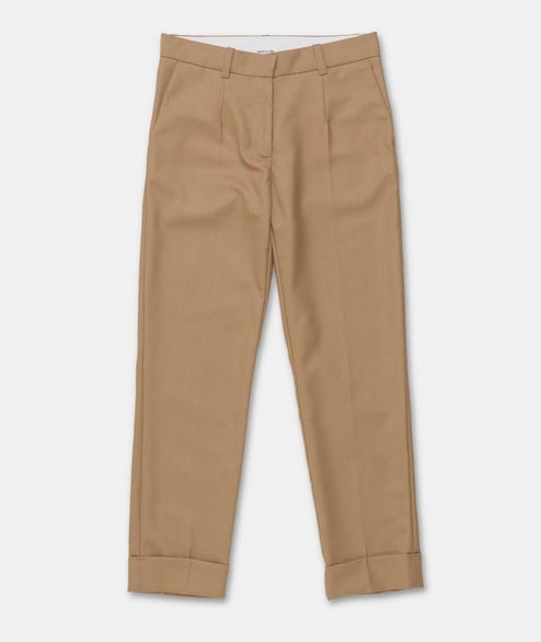 Wood Wood - W Leonor Trousers - Camel
