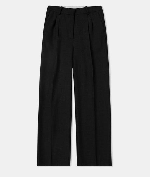Wood Wood - W Shannen Trousers - Dark Grey