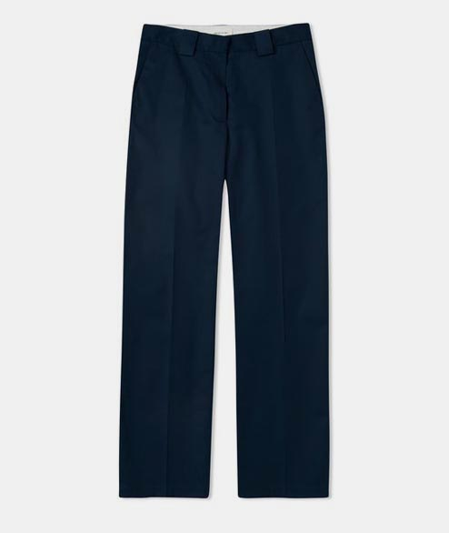 Wood Wood - W Beneda Trousers - Navy