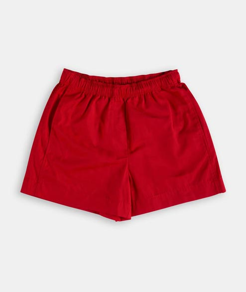Wood Wood - W Viola Shorts - Red