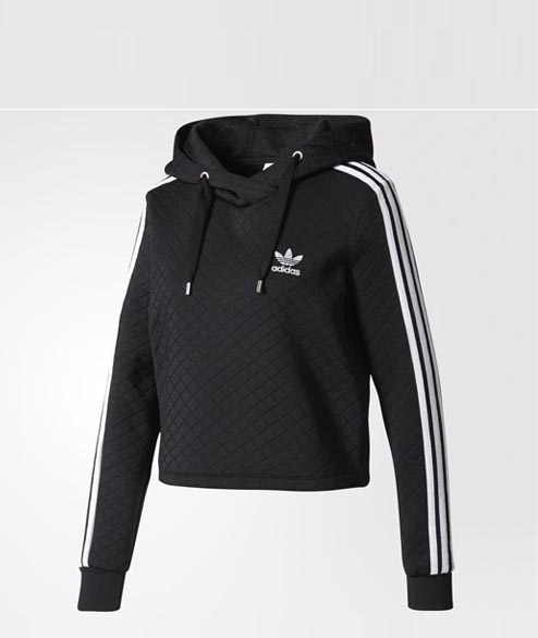 Adidas Originals - W CF3352 Sweatshirt - Black