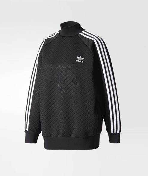 Adidas originals - W Sweatshirt - Black