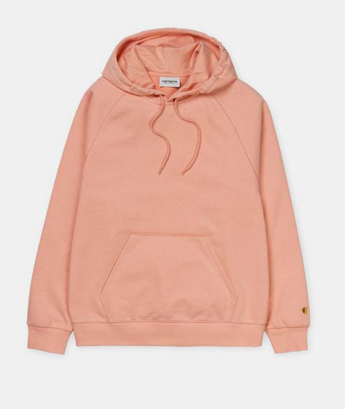 Carhartt WIP - W Hooded Chase - Peach