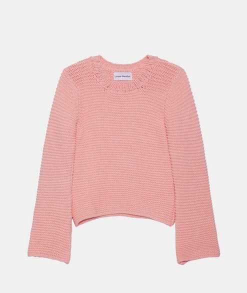 Loreak - W Hera Sweater - Light Pink