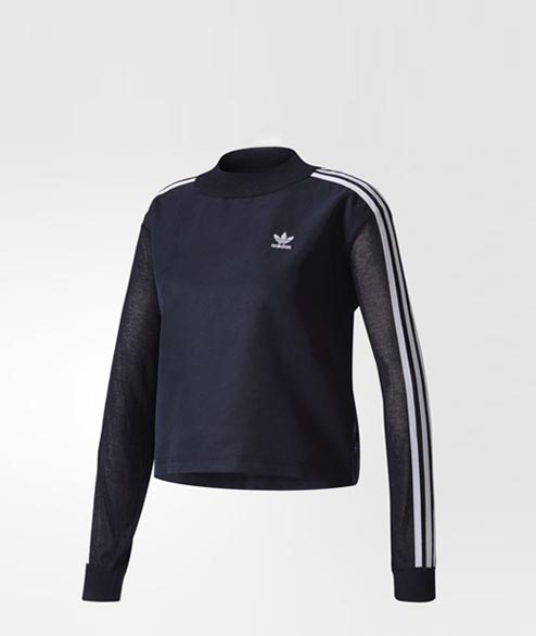 Adidas Originals - W 3 STR Sweater - Legink